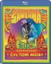 SANTANA - Corazon Live From Mexico / blu-ray / BRD