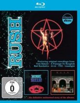 RUSH - 2112/Moving Pictures / blu-ray / BRD