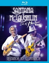SANTANA & MCLAUGHLIN - Live At Montreux 2011 / blu-ray / BRD
