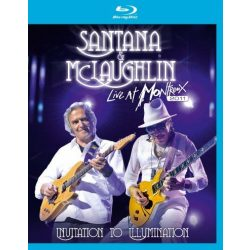 SANTANA & MCLAUGHLIN - Live At Montreux 2011 / blu-ray / BRD