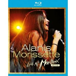 ALANIS MORISSETTE - Live At Montreux 2012 / blu-ray / BRD