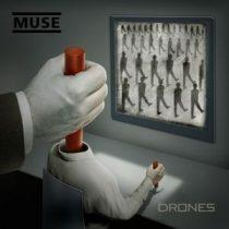 MUSE - Drones / vinyl bakelit / LP