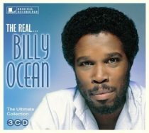 BILLY OCEAN - Real Billy Ocean / 3cd / CD