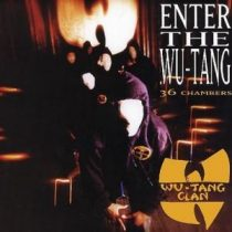 WU-TANG CLAN - Enter The Wu-Tang / vinyl bakelit / LP