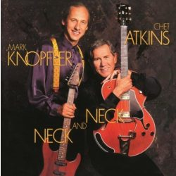 CHET ATKINS & MARK KNOPFLER - Neck And Neck / vinyl bakelit / LP