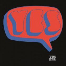 YES - Yes  /színes vinyl bakelit / LP