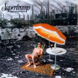 SUPERTRAMP - Crisis! What A Crisis CD