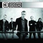 3 DOORS DOWN - 3 Doors Down CD
