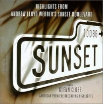 MUSICAL ROCKOPERA - Sunset Boulevard / 2cd London Cast / CD