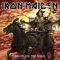 IRON MAIDEN - Death On The Road /vinyl bakelit/ 2xLP