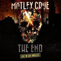 MOTLEY CRUE - The End Live In Los Angeles / vinyl bakelit / 3xLP