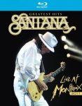 SANTANA - Greatest Hits Live At Montreux 2011 /blu-ray/ BRD