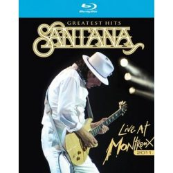 SANTANA - Greatest Hits Live At Montreux 2011 /blu-ray/ BRD