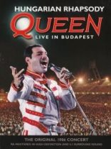 QUEEN - Hungarian Rhapsody Live In Budapest DVD