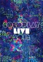COLDPLAY - Live 2012 /dvd+cd/ DVD