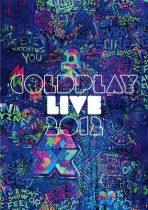 COLDPLAY - Live 2012 /dvd+cd/ DVD