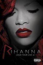 RIHANNA - Loud Tour Live At The O2 DVD
