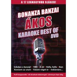 MAGYAR KARAOKE - Bonanza Banzai és Ákos Dalok DVD