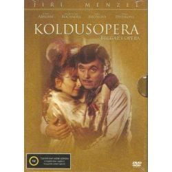 FILM - Koldusopera / Menzel/ DVD
