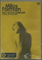 FILM - Egy Szöszi Szerelme /Forman/ DVD