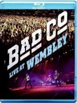 BAD COMPANY - Live At Wembley /blu-ray/ BRD