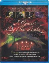 ERIC CLAPTON - Concert By The Lake /blu-ray/ BRD