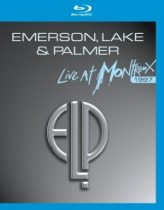 EMERSON, LAKE & PALMER - Live At Montreux 1997 /blu-ray/ BRD