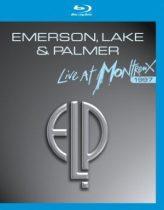 EMERSON, LAKE & PALMER - Live At Montreux 1997 /blu-ray/ BRD