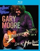 GARY MOORE - Live At Montreux 2010 /blu-ray/ BRD