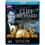 CLIFF RICHARD - Bold As Brass Live At The Albert Hall /blu-ray/ BRD
