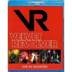 VELVET REVOLVER - Live In Houston /blu-ray/ BRD