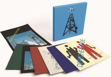 "DEPECHE MODE - 12"" box Construction Time Again / vinyl bakelit 12"" box / LP"
