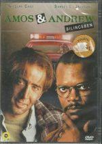 FILM - Amos & Andrew Bilincsben DVD