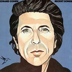 LEONARD COHEN - Recent Songs / vinyl bakelit / LP