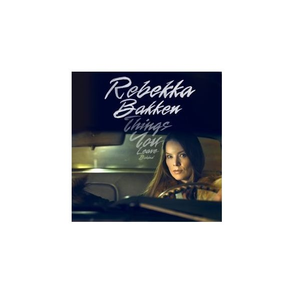 REBEKKA BAKKEN - Things You Leave Behind / vinyl bakelit / LP