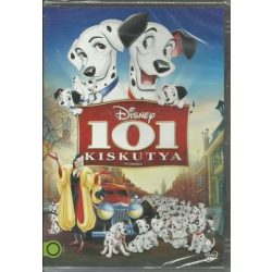 MESEFILM - 101 Kiskutya DVD