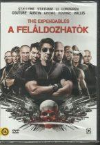 FILM - A Feláldozhatók DVD