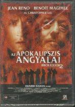 FILM - Bíbor Folyók 2. Apokalipszis DVD
