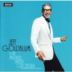 JEFF GOLDBLUM - Capitol Studio Sessions CD
