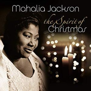 MAHALIA JACKSON - Spirit Of Christmas / limitált színes vinyl bakelit / LP