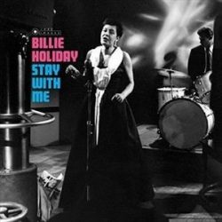 BILLIE HOLIDAY - Stay With Me / vinyl bakelit / LP