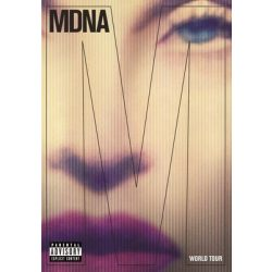 MADONNA - MDNA World Tour DVD
