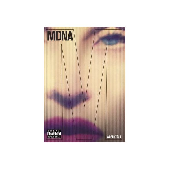 MADONNA - MDNA World Tour DVD