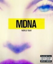 MADONNA - MDNA World Tour /2cd+dvd/ DVD