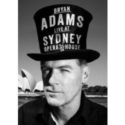 BRYAN ADAMS - Live At Sydney Opera DVD