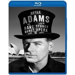 BRYAN ADAMS - Live At Sydney Opera /blu-ray/ BRD