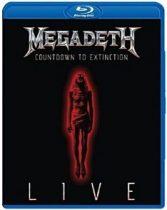 MEGADETH - Countdown To Extinction Live /blu-ray/ BRD
