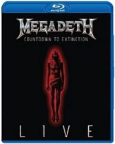 MEGADETH - Countdown To Extinction Live /blu-ray/ BRD