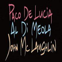 AL DI MEOLA, JOHN MCLAUGHLIN, PACO DE LUCIA - The Guitar Trio / vinyl bakelit / LP
