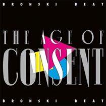BRONSKI BEAT - The Age Of Consent / limitált színes vinyl bakelit +bonus 2xcd / LP